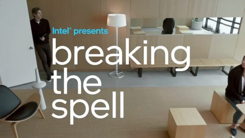 Intel tries to bash Apple again with a terrible 'social experiment' ad